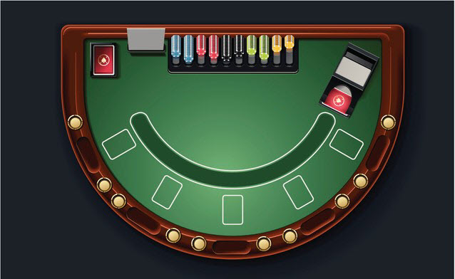 Virtual Blackjack Game